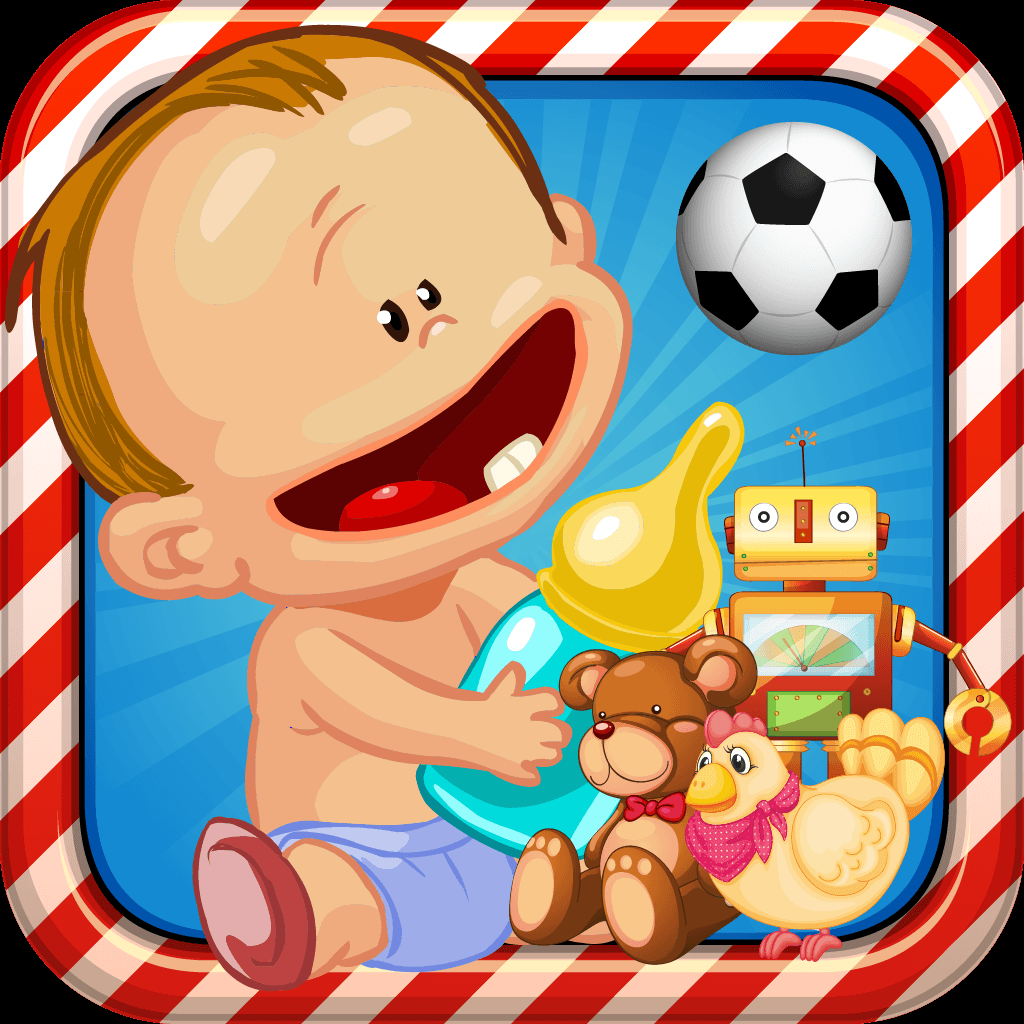 Baby and Dolls Differences Game